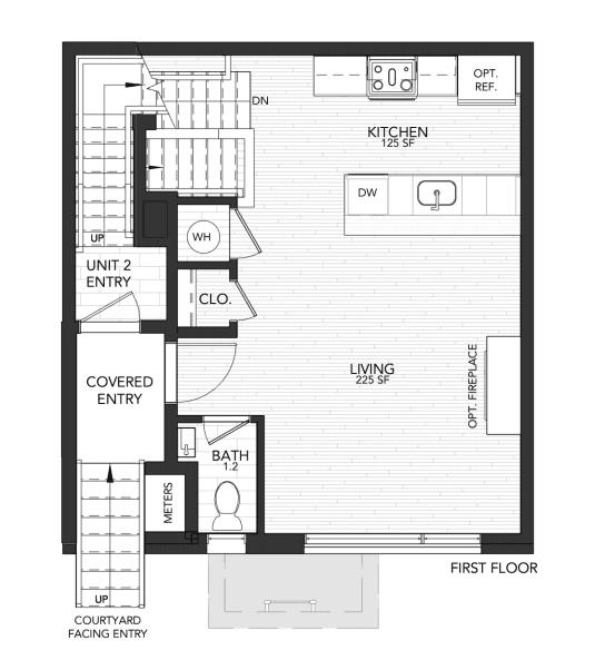 1106 N 2nd Street Unit A (1106 A)