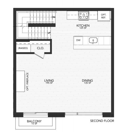 1106 N 2nd Street Unit B (1106 B)
