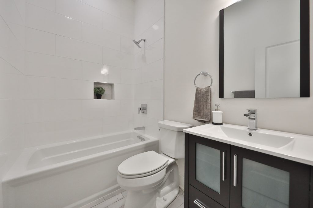 Bathroom featured in the 506, 510, 514, 518 unit 4 By Streamline  in Philadelphia, PA
