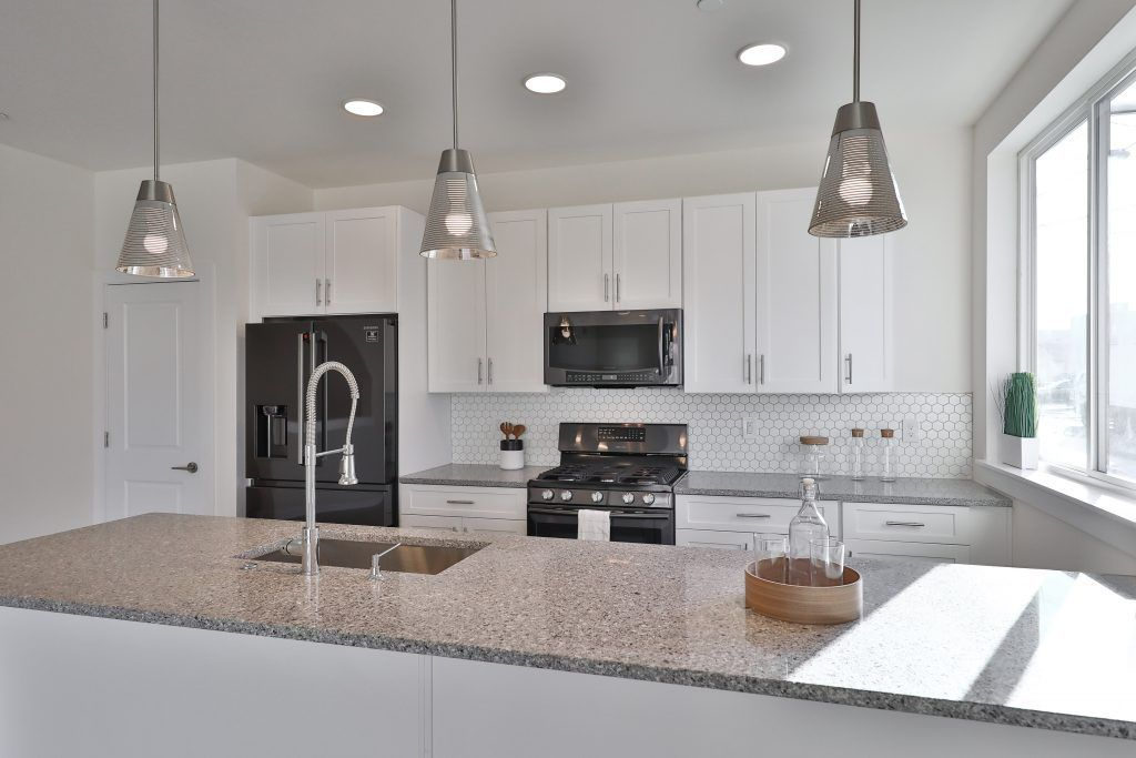 Kitchen featured in the 1745 Randolph unit 1 By Streamline  in Philadelphia, PA