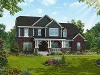Hallsley By Stylecraft Homes In Richmond Petersburg Virginia