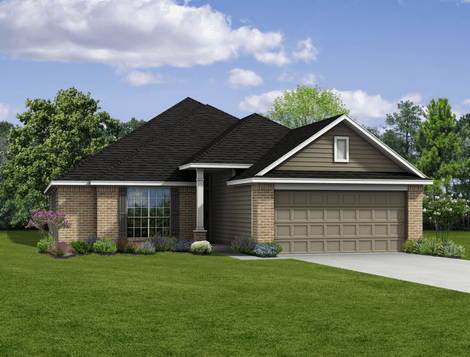 South Fork in Waco, TX, New Homes & Floor Plans by ...
