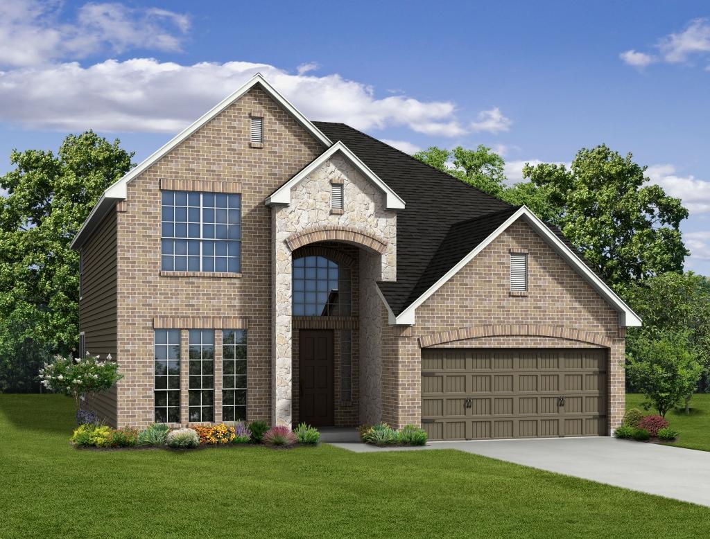 Jantz Mitchell Home Builder In Mcgregor Texas