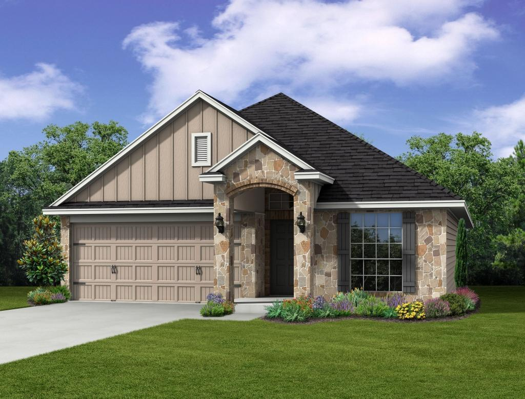 1802 plan killeen texas 76542 1802 plan at yowell for New construction ranch style homes in illinois