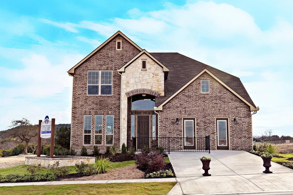 New houses in 76522 copperas cove tx for Home builders in killeen texas