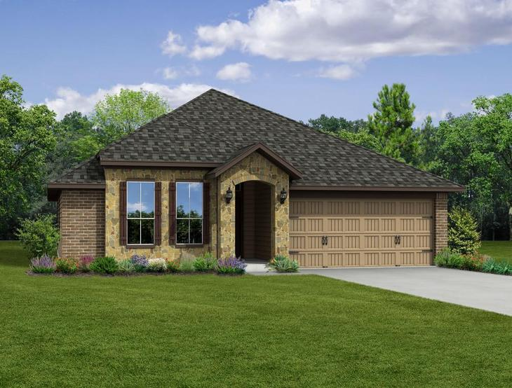 Exterior:StyleCraft Builders Tanner Elevations 1514  A
