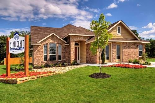 South Fork By Stylecraft Builders In Waco Texas