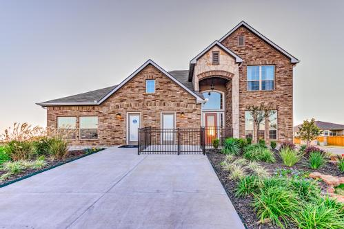 The Enclave At Park Meadows By Stylecraft Builders In Waco Texas