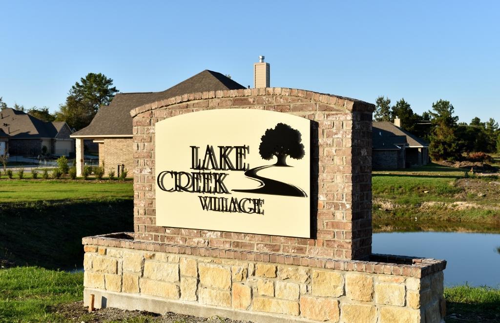 Lake Creek Village By Stylecraft Builders In Houston Texas