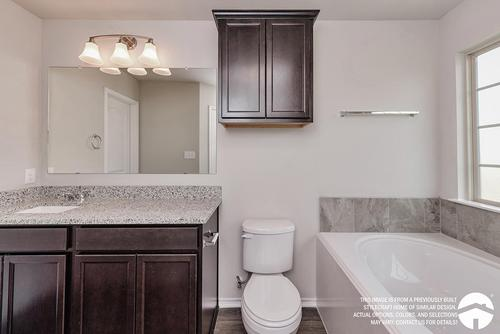 Bathroom-in-S-1363-at-Heartwood Park-in-Copperas Cove