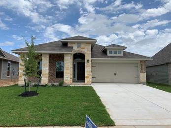 Oak Creek Homes Bryan Tx >> New Construction Homes & Plans in Bryan, TX | 357 Homes | NewHomeSource