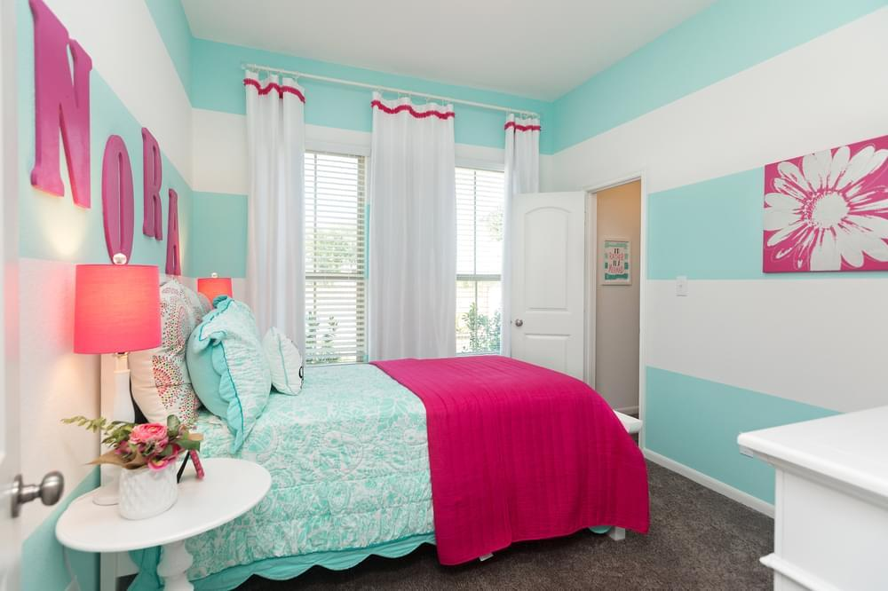 Bedroom featured in The Bedford By Stylecraft Builders in Bryan-College Station, TX