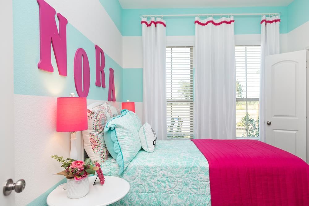 Bedroom featured in the 1514 By Stylecraft Builders in Killeen, TX