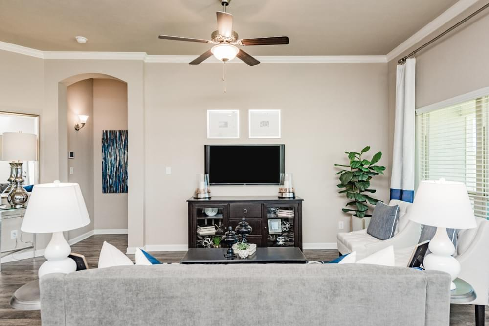 Living Area featured in the 1593 By Stylecraft Builders in Bryan-College Station, TX