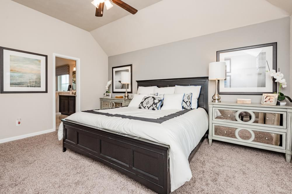 Bedroom featured in the 1593 By Stylecraft Builders in Killeen, TX