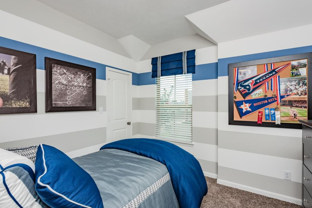 Bedroom featured in The Denton By Stylecraft Builders in Bryan-College Station, TX