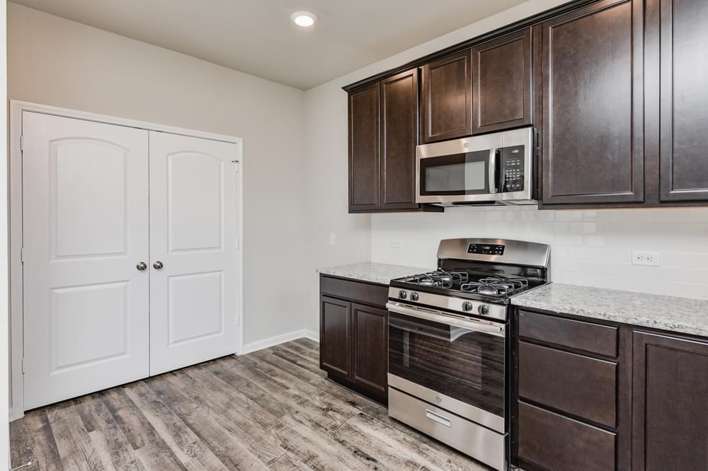 Kitchen featured in the 1604 By Stylecraft Builders in Bryan-College Station, TX