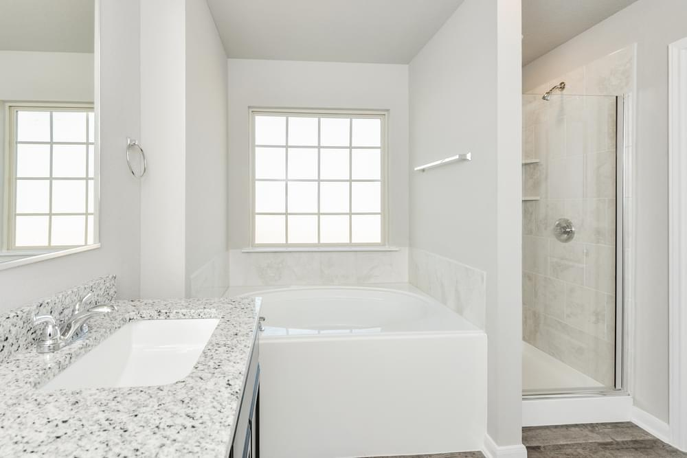 Bathroom featured in the 1818 By Stylecraft Builders in Waco, TX