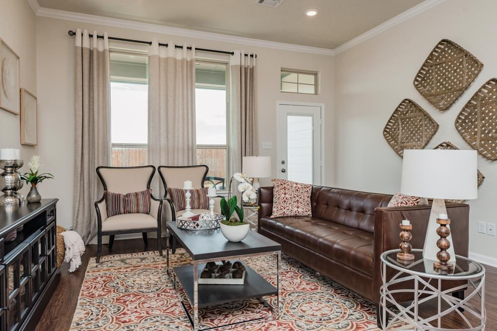 Living Area featured in the 2082 By Stylecraft Builders in Bryan-College Station, TX