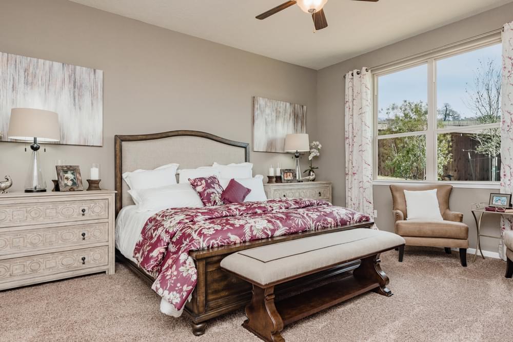 Bedroom featured in the 2082 By Stylecraft Builders in Killeen, TX