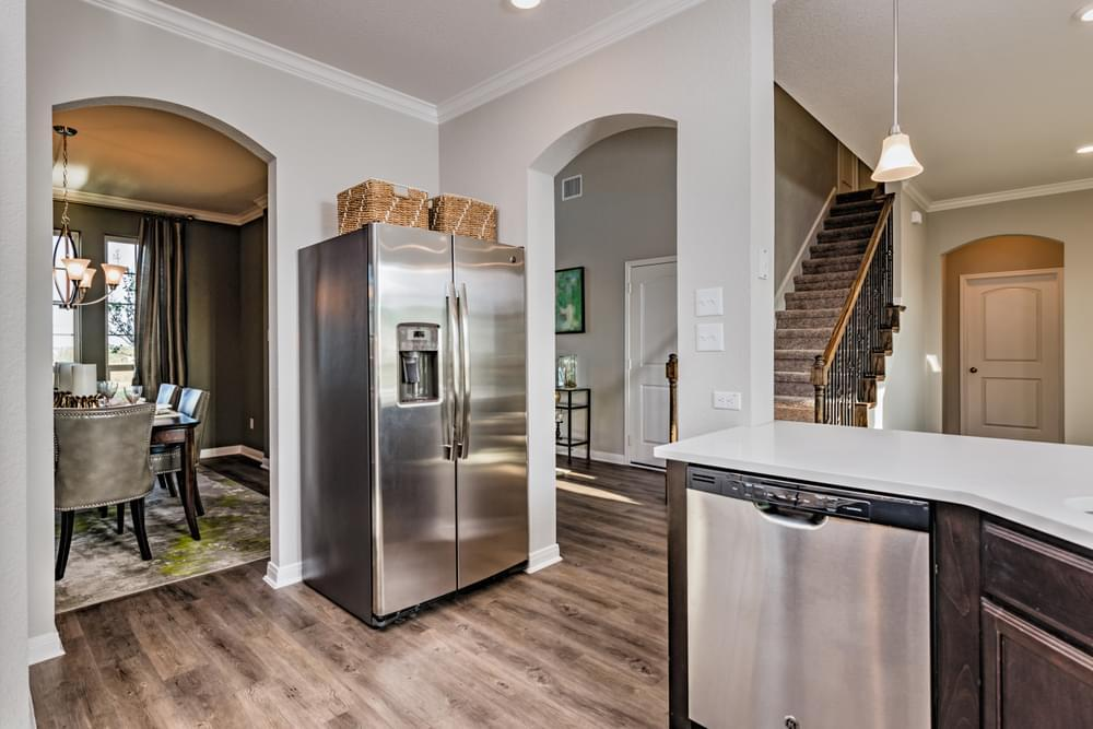 Kitchen featured in the 2588 By Stylecraft Builders in Bryan-College Station, TX