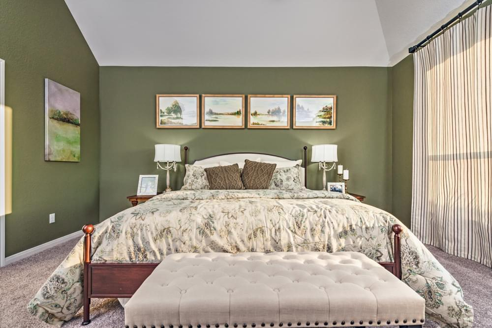 Bedroom featured in the 2588 By Stylecraft Builders in Waco, TX