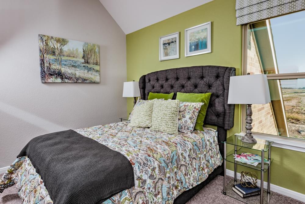 Bedroom featured in the 2588 By Stylecraft Builders in Killeen, TX