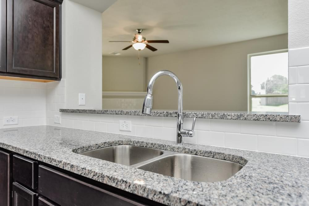 Kitchen featured in the 2697 By Stylecraft Builders in Waco, TX