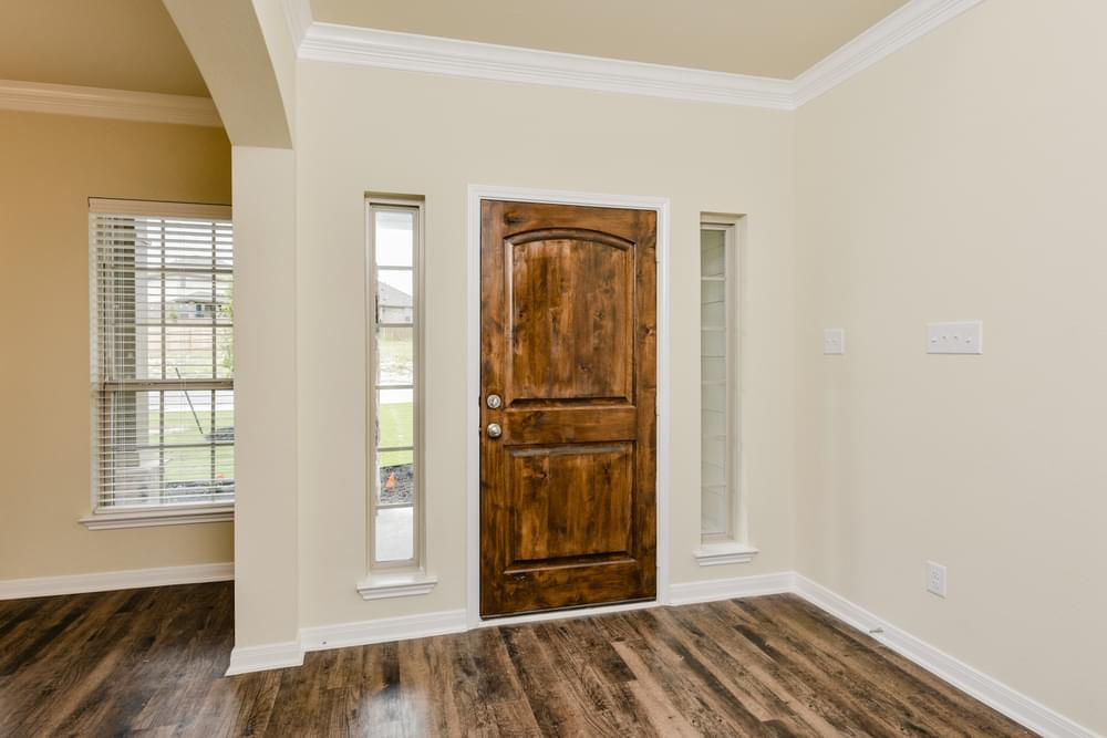 Living Area featured in the 3268 By Stylecraft Builders in Killeen, TX