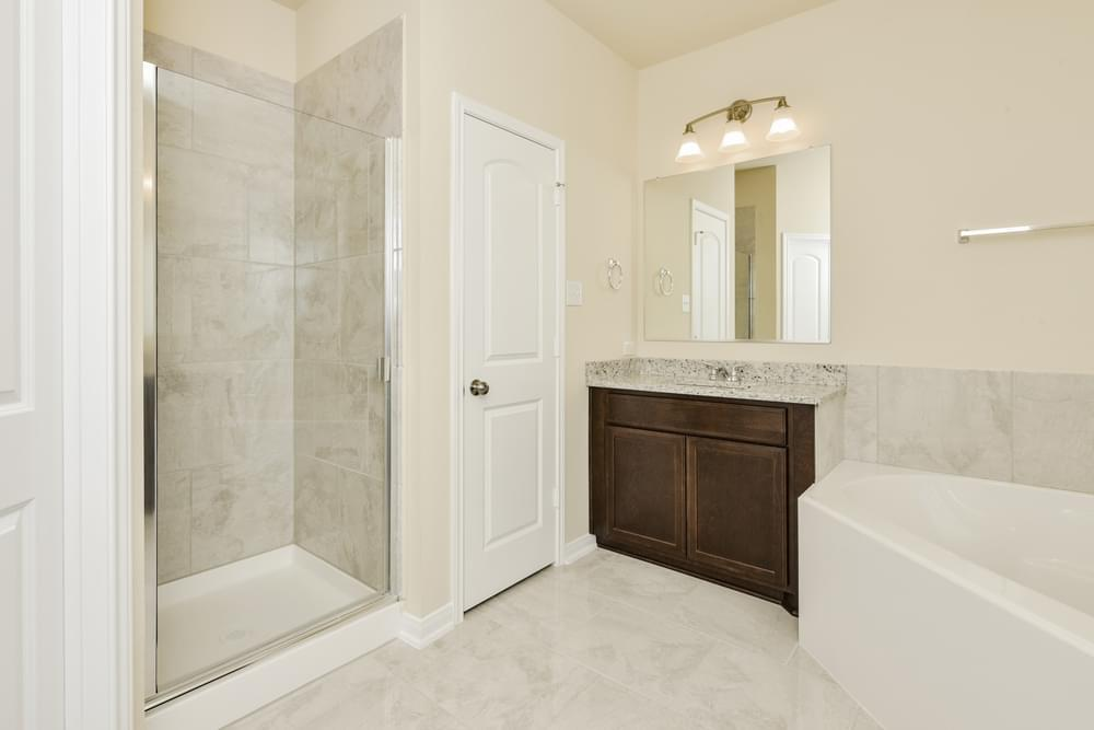 Bathroom featured in the 3268 By Stylecraft Builders in Killeen, TX