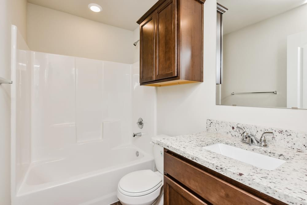 Bathroom featured in the S-1593 By Stylecraft Builders in Waco, TX