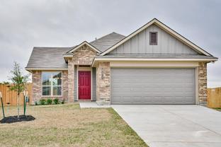 S-1262 - Pearlbrook: Texas City, Texas - Stylecraft Builders