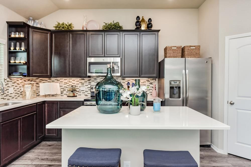 Kitchen featured in the S-1514 By Stylecraft Builders in Killeen, TX
