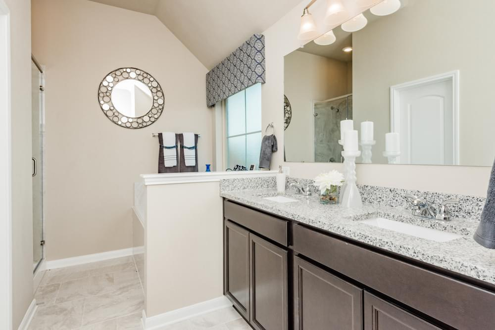 Bathroom featured in the 1593 By Stylecraft Builders in Houston, TX