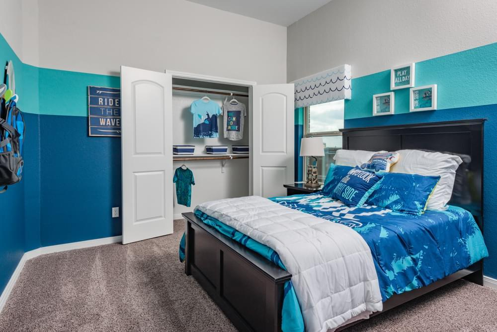 Bedroom featured in the Irwin I By Stylecraft Builders in Bryan-College Station, TX