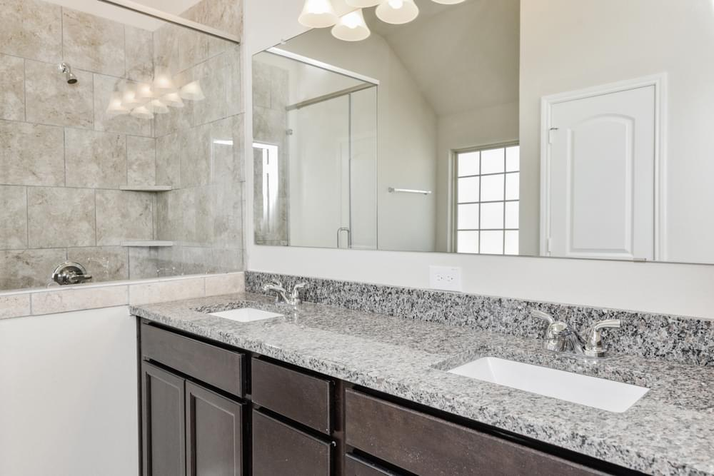 Bathroom featured in the 1605 By Stylecraft Builders in Houston, TX