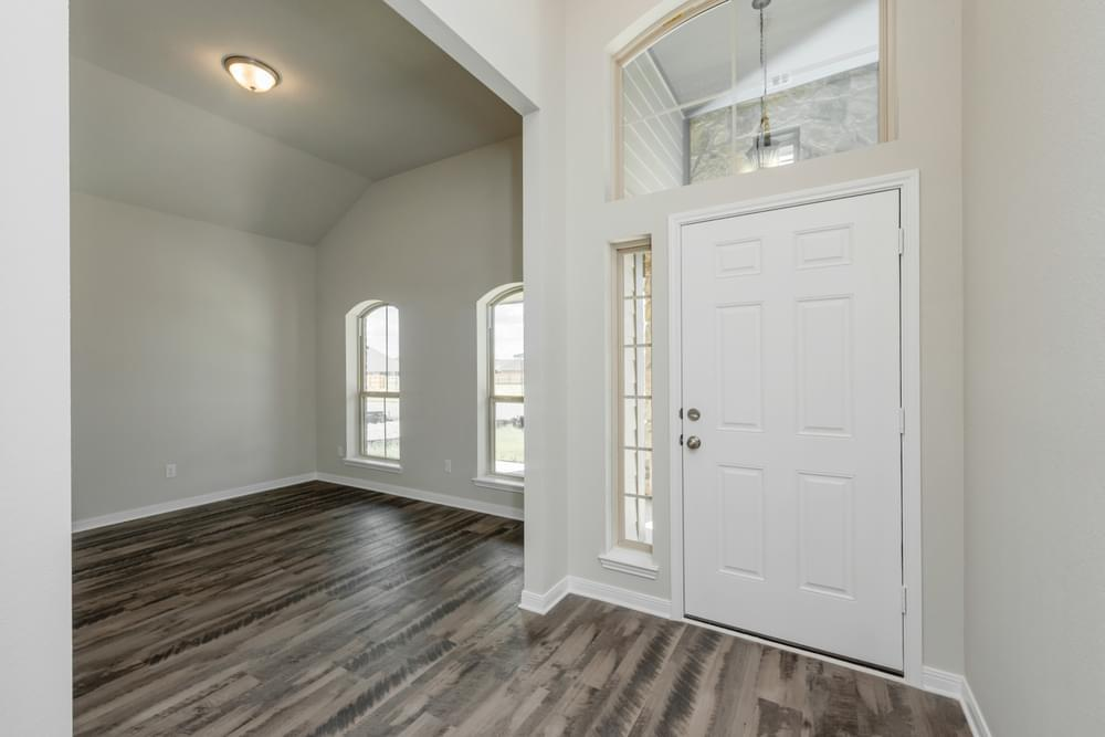 Living Area featured in the 1818 By Stylecraft Builders in Bryan-College Station, TX