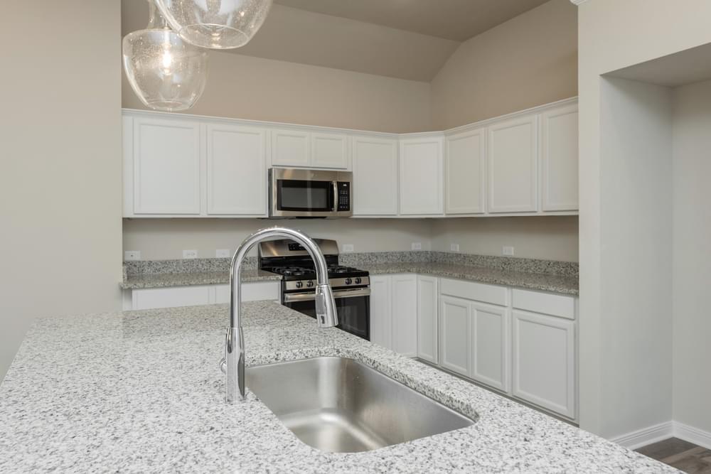 Kitchen featured in the 1818 By Stylecraft Builders in Bryan-College Station, TX