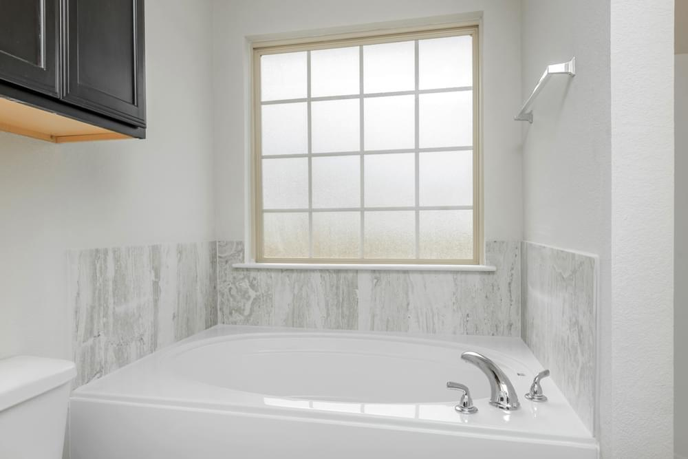 Bathroom featured in the S-1363 By Stylecraft Builders in Waco, TX