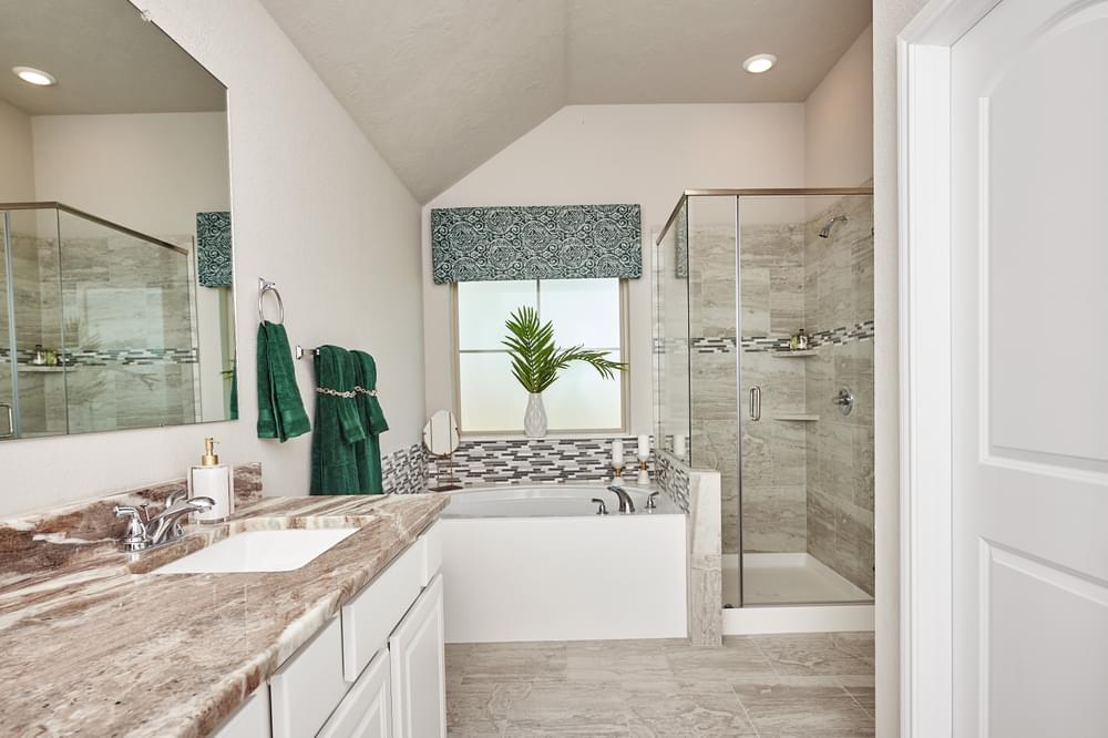 Bathroom featured in the Irwin II By Stylecraft Builders in Bryan-College Station, TX
