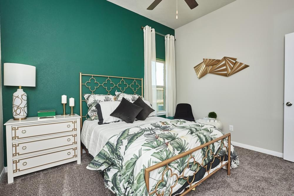Bedroom featured in the Irwin II By Stylecraft Builders in Bryan-College Station, TX