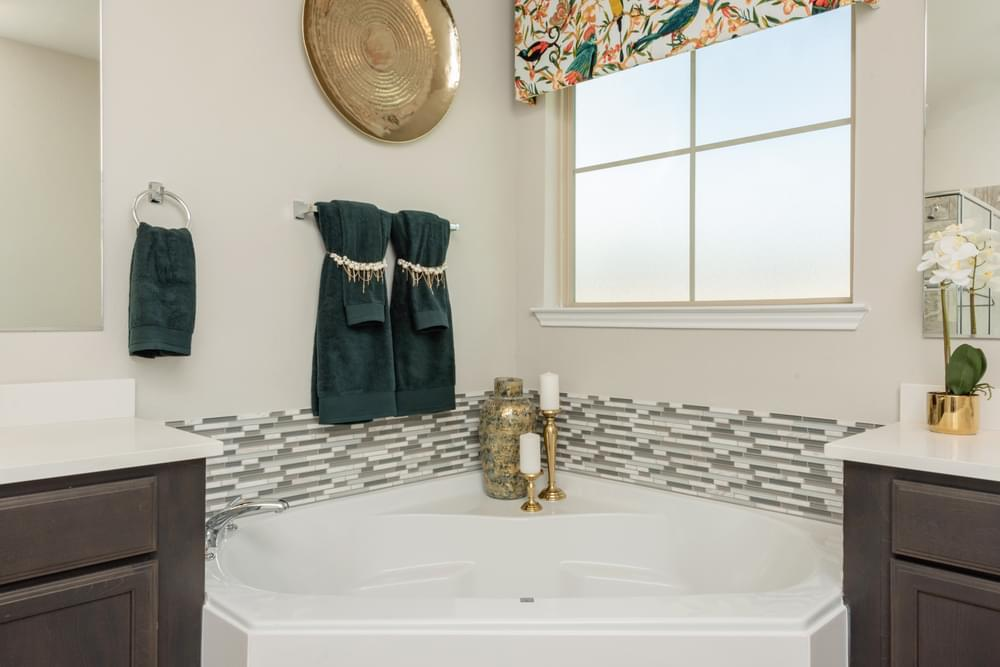 Bathroom featured in the Geary II By Stylecraft Builders in Bryan-College Station, TX