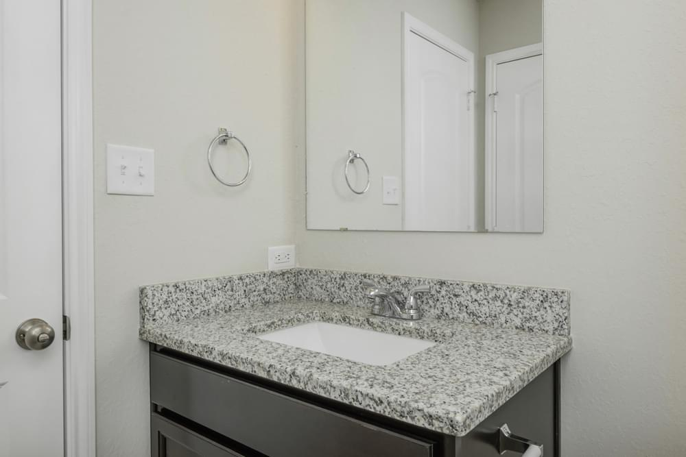 Bathroom featured in the 1443 By Stylecraft Builders in Houston, TX