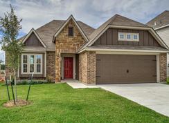 1613 - Sterling Ridge: Huntsville, Texas - Stylecraft Builders