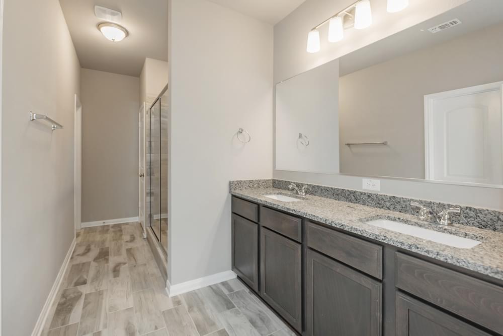 Bathroom featured in the Dexter II By Stylecraft Builders in Bryan-College Station, TX