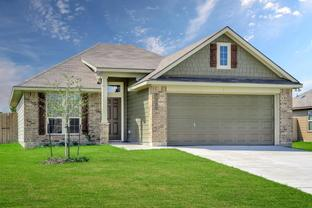S-1443 - Pearlbrook: Texas City, Texas - Stylecraft Builders