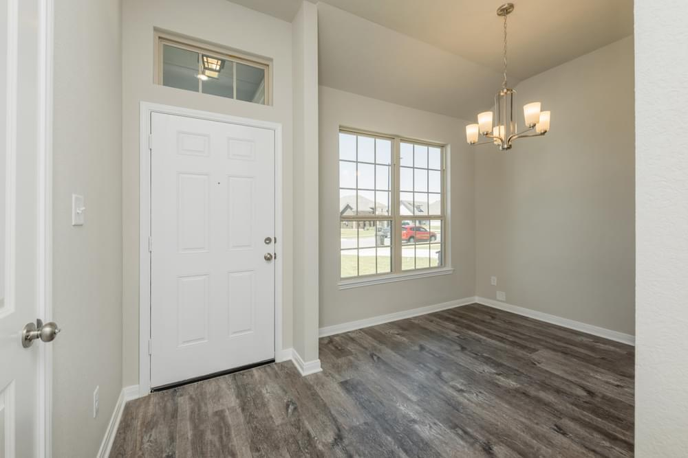 Living Area featured in the 1363 By Stylecraft Builders in Bryan-College Station, TX