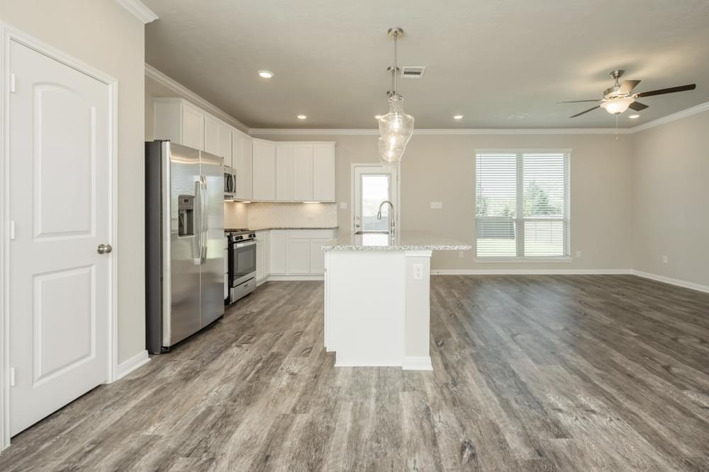 Kitchen featured in the 2516 By Stylecraft Builders in Killeen, TX