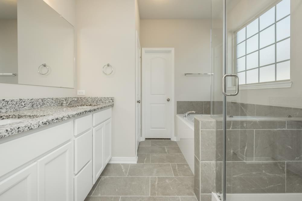 Bathroom featured in the 2516 By Stylecraft Builders in Killeen, TX