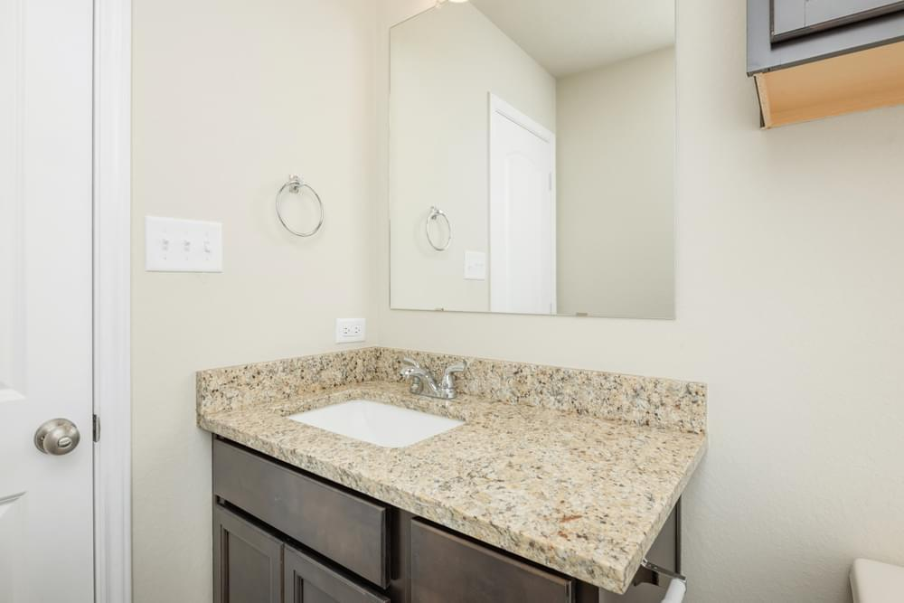 Bathroom featured in the S-1475 By Stylecraft Builders in Waco, TX